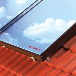 kolektor słoneczny weishaupt