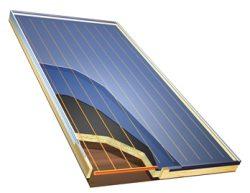 Kolektor solarny firmy Hoval