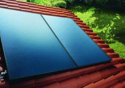 Kolektor słoneczny płaski firmy Saunier Duval