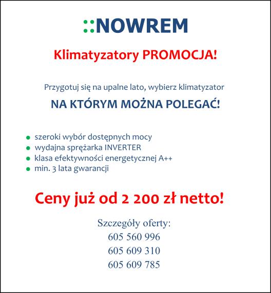 Promocja Klimatyzatorów